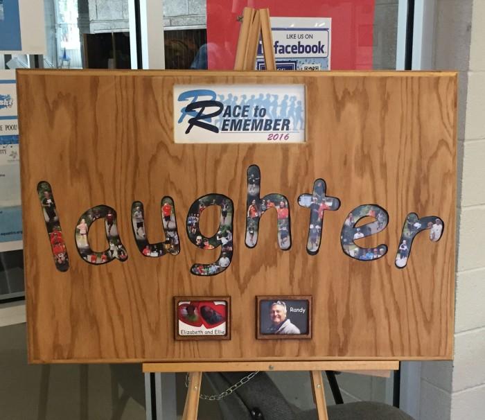 Race to Remebmer Art Board Picture